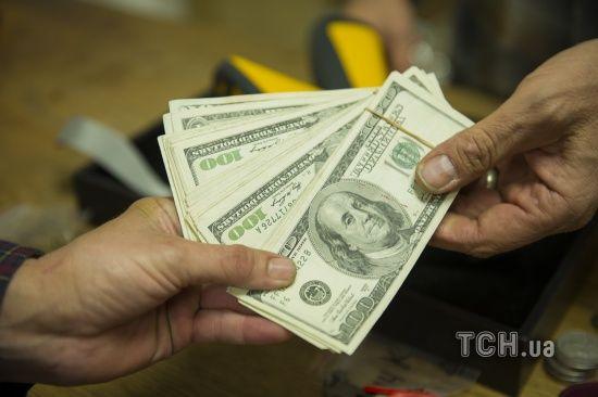 Основна валюта здешевшала в курсах Нацбанку на 6 лютого. Інфографіка