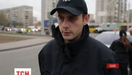 У Львові п'яний водій збив 56-річну жінку, що стояла на тротуарі