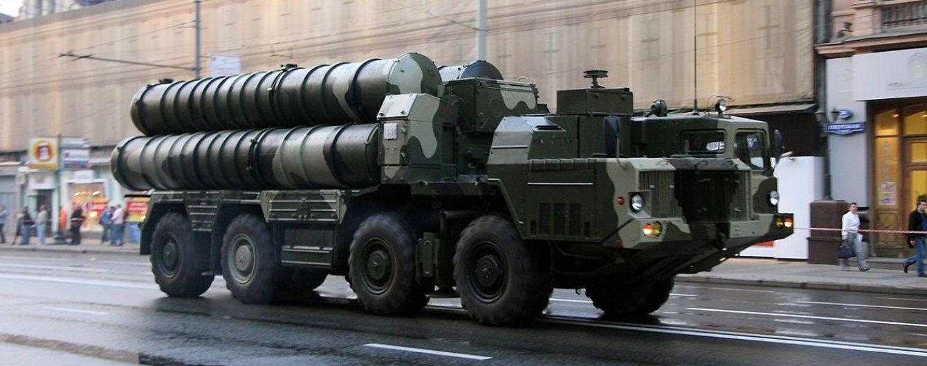 У Міноборони Росії підтвердили інформацію про відправку до Сирії С-300