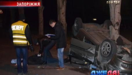 Кровавая авария произошла в эти выходные в Запорожье