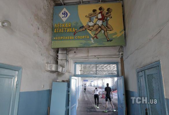 Допінговий скандал в Росії, легка атлетика