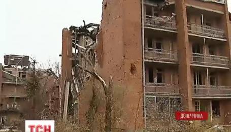 Более полтора часа боевики накрывали позиции наших военных в Широкино