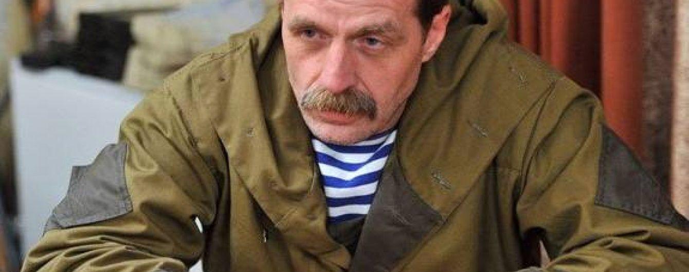 МВД объявило горловского боевика Безлера в розыск за убийство