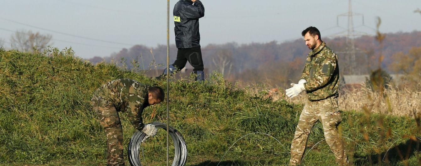 На кордоні Росії та Латвії почали будувати паркан