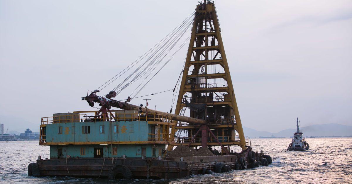 У Китаї знайшли перше підводне родовище золота