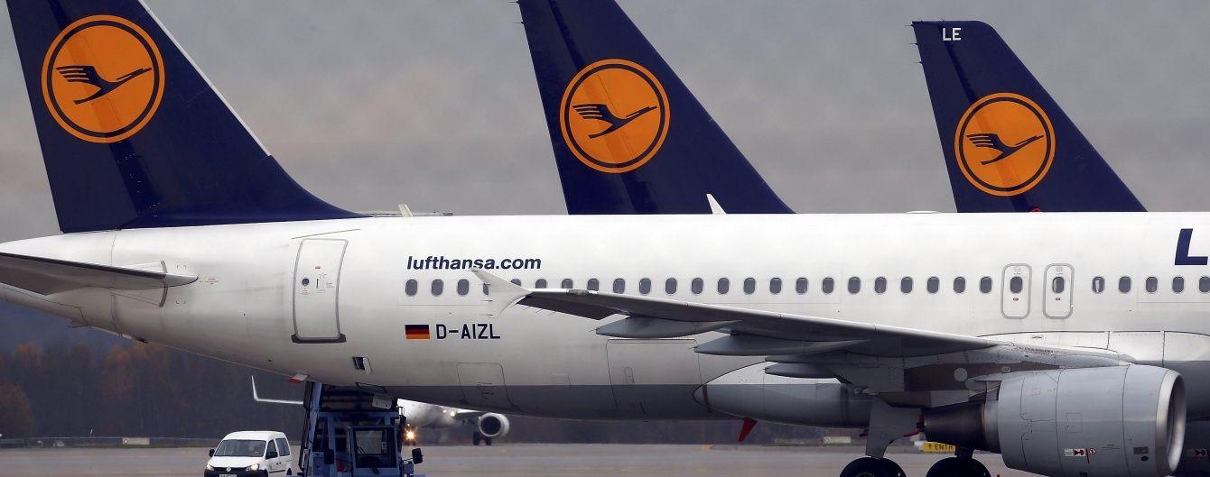 """""""Бориспіль"""" скасовує кілька рейсів до Німеччині через страйк Lufthansa"""
