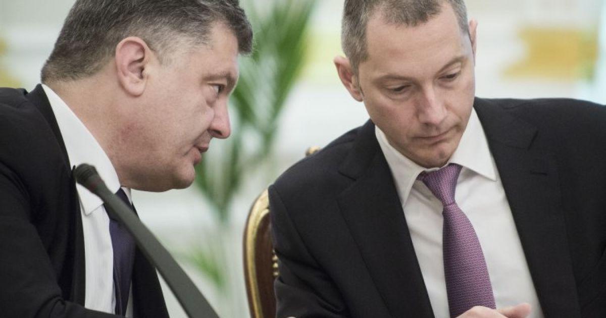 Ложкіну пропонують посаду першого віце-прем'єра та крісло Абромавичуса  - ЗМІ
