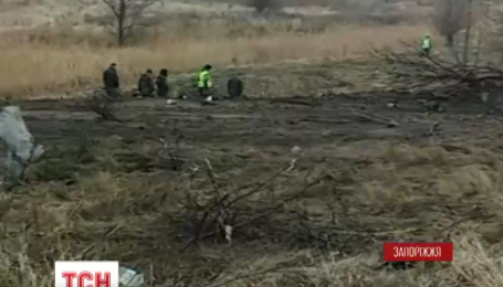 На месте катастрофы самолета Су-25 начала работу специальная комиссия Минобороны