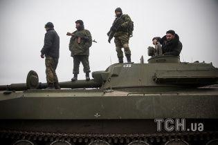Бойовики під Старомихайлівкою намагалися вступити у ближній бій із силами АТО