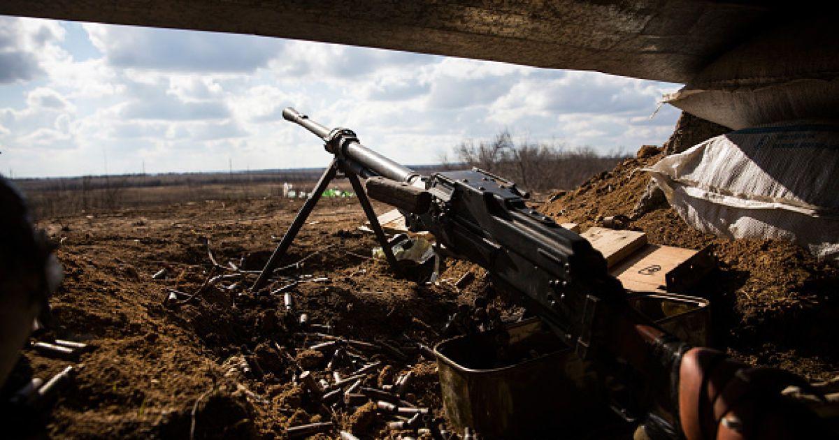 Святкував День космонавтики: на Донбасі випадково застрелився бойовик