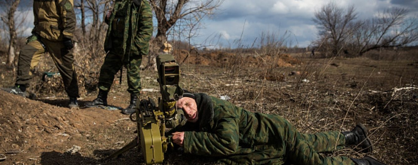 Військові РФ обстріляли мікрорайон Донецька, щоб підставити бійців АТО - розвідка