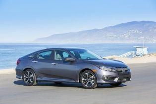 История: Honda Civic - Маленькая хулиганка