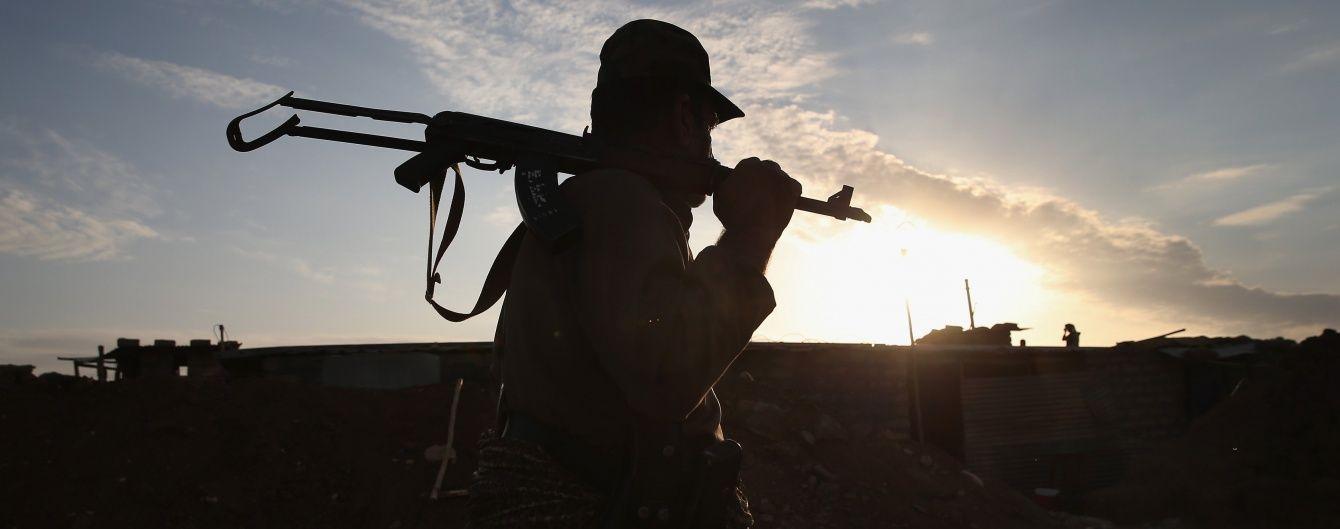 Бойовики ІД стратили 20 своїх соратників за спробу дезертирства