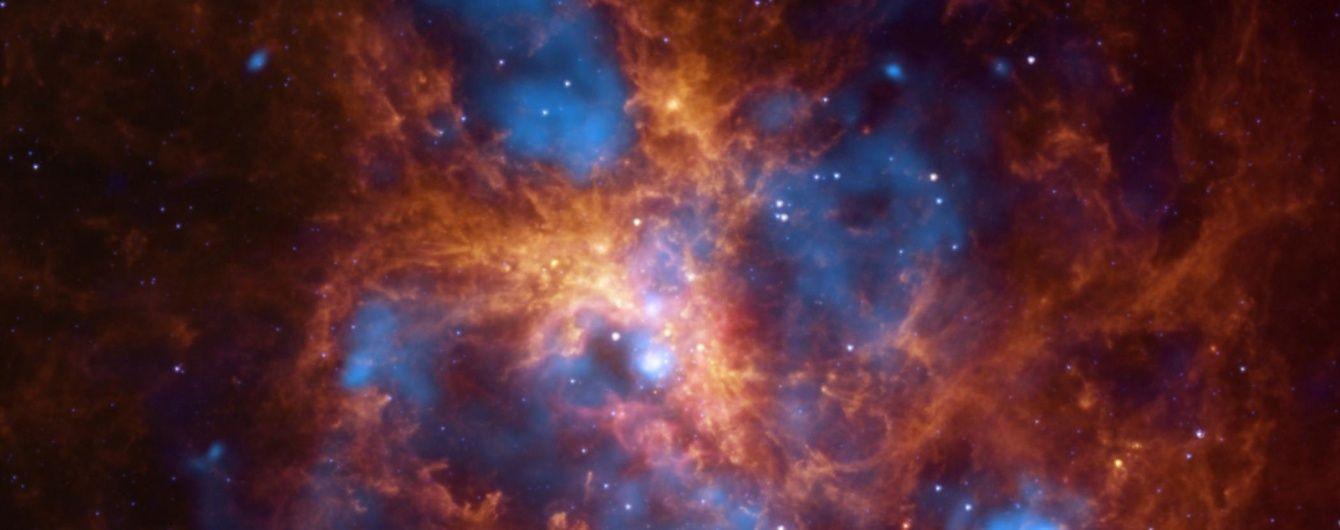 """Вчені досліджували """"темні століття"""" Всесвіту"""