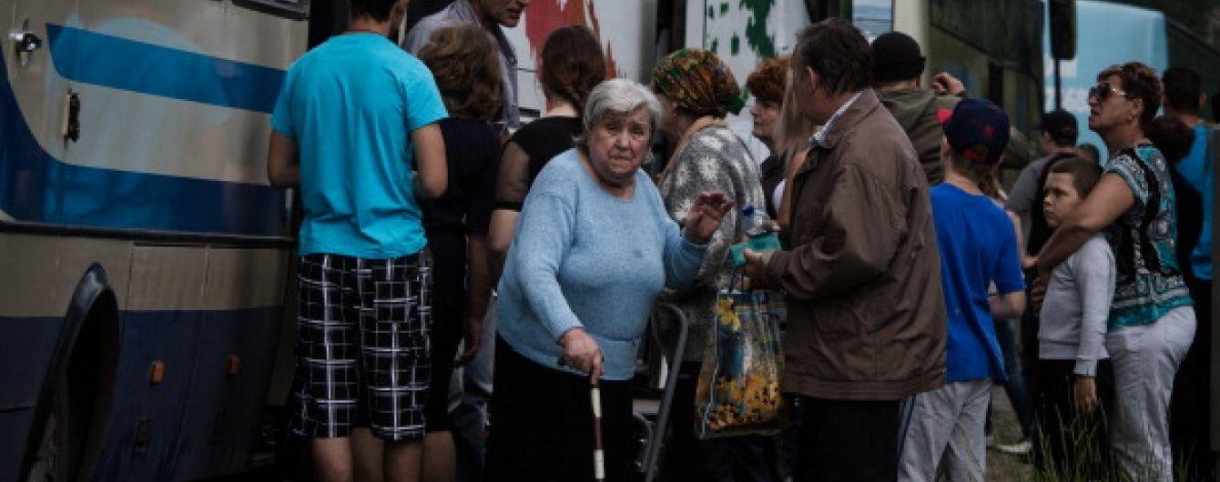 Німеччина виділить майже мільйон євро для реабілітації переселенців з Донбасу