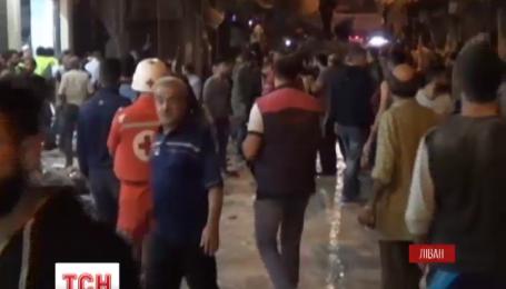 Двое смертников взорвали бомбы в окрестностях Бейрута