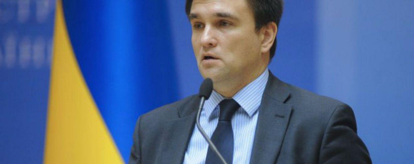 Не українці борються з Росією, а навпаки - Клімкін на Радбезі ООН