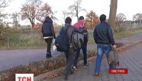 У маленькому німецькому селі Сумте облаштували тимчасовий притулок для біженців