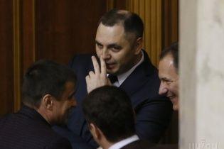 Портнов подав першу заяву про злочин проти Порошенка