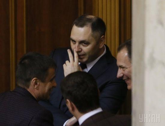 Портнов прокоментував звільнення з університету Шевченка