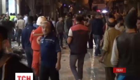 Кількість жертв подвійного теракту в Бейруті зростає