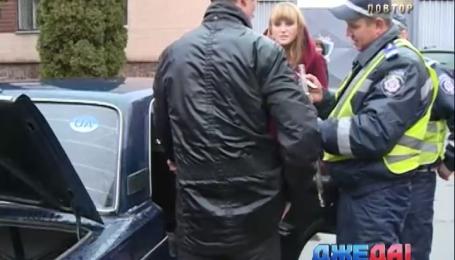 В Житомире полицейские поймали на горячем местного воришку