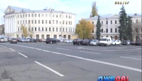 Как выглядит абсурдный ремонт столичной Контрактовой площади