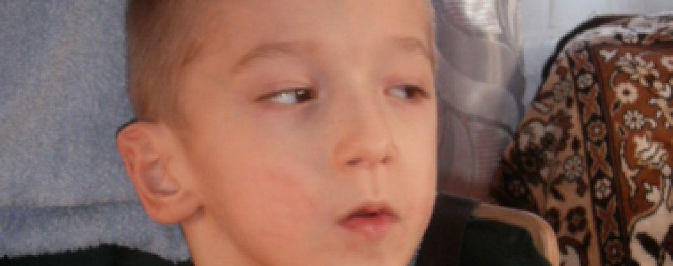 Допомоги у подоланні хвороби потребує 11-річний Василько