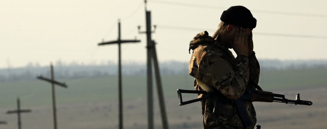Ситуація на Донбасі дещо заспокоїлася. Мапа АТО