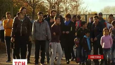 В немецкой деревне на сто жителей хотели открыть приют для тысячи беженцев