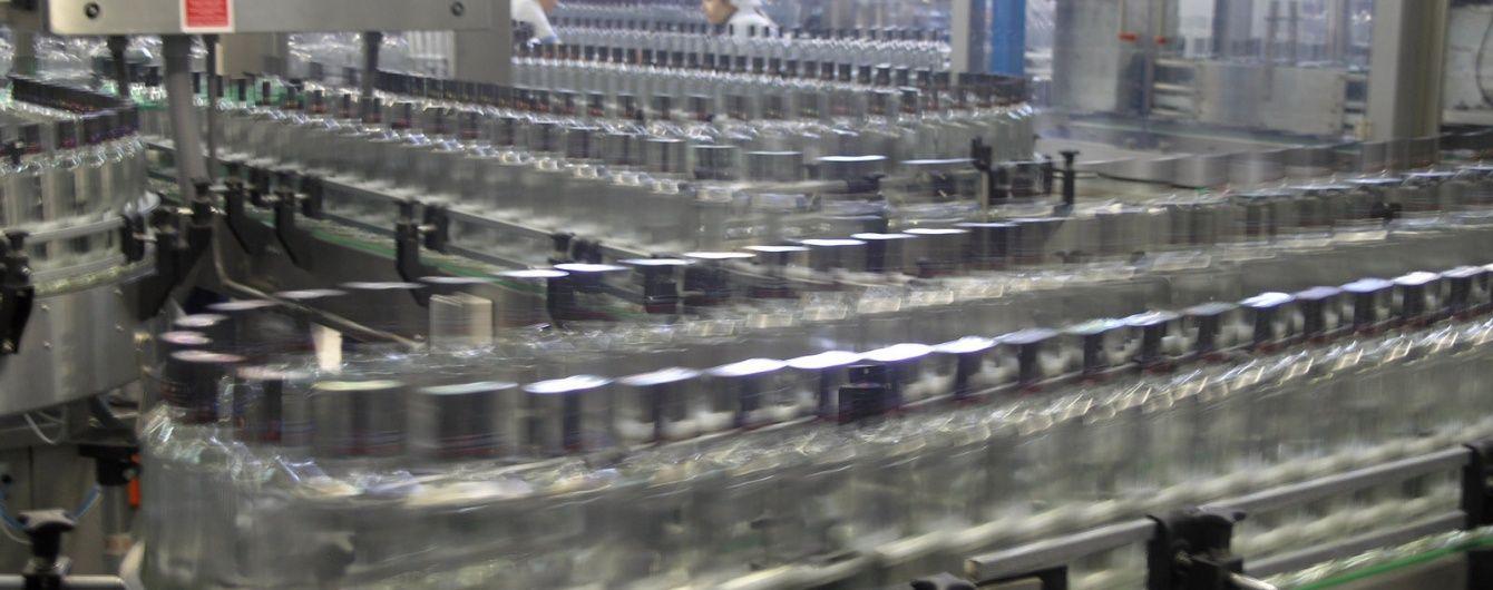 Парламент підтримав пропозицію скасувати державну монополію на виробництво спирту
