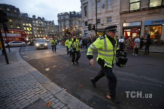 Стрілянина у Лондоні: є жертви та поранені