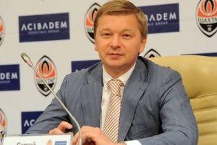 """У """"Шахтарі"""" заявили, що завдання клубу - виграти Лігу Європи"""
