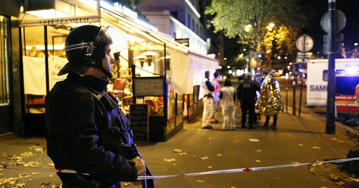 Организовал ли Путин парижские теракты?