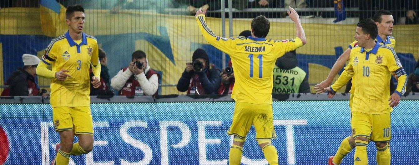 Футболісти хочуть бачити Селезньова у збірній України