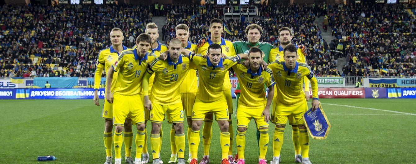 Збірна України планує ще три-чотири спаринги перед Євро-2016
