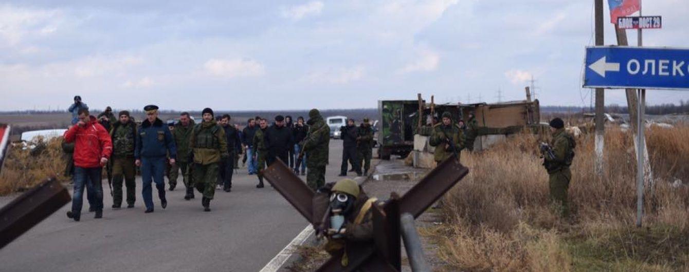 Бойовики готові звільнити лише одного полоненого – Геращенко