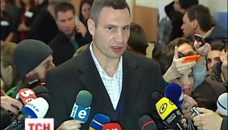 Борислав Береза проголосовал в ночном клубе на Троещине