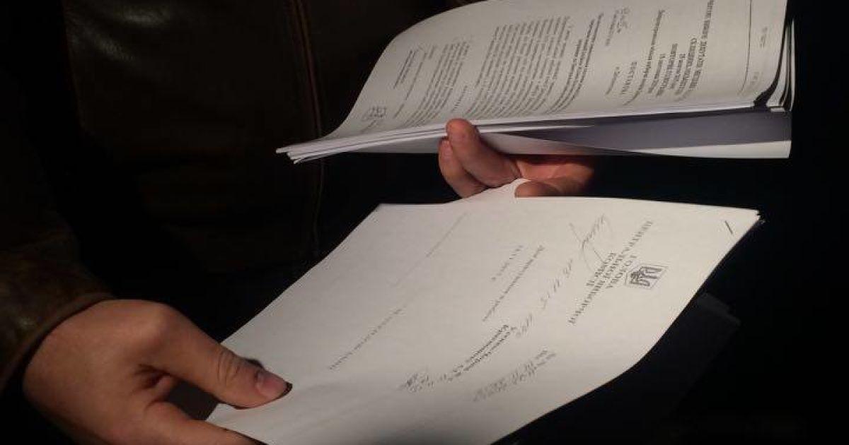 Нардепы утверждают, что имеют документальное подтверждение подготовки срыва выборов @ Фото Валерии Ковалинской/ТСН