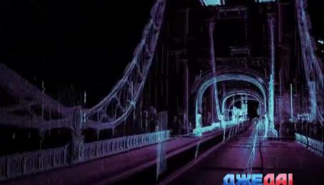 Британские инженеры показали мир глазами беспилотного автомобиля