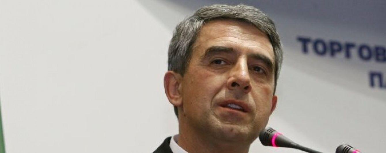 Президент Болгарії звинуватив Кремль у намаганні розколоти Європу кібератаками