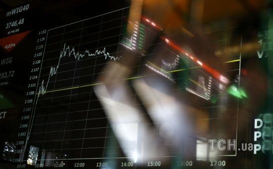 """В очікуванні нових санкцій індекси російських бірж """"почервоніли"""", а акції різко обвалились"""