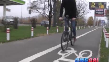 Кто быстрее проедет через городские пробки - автомобилист или велосипедист