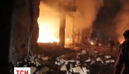 Французька авіація другий день бомбить столицю «Ісламської держави»