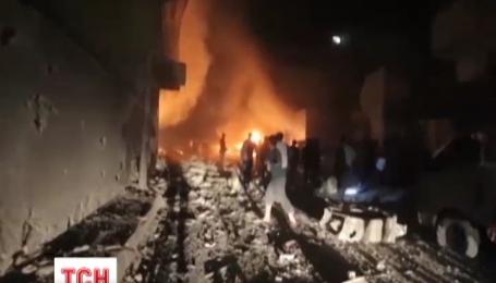 Французька авіація другий день бомбить столицю ІДІЛ