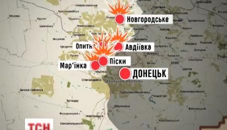 Троє українських воїнів загинули впродовж доби на Сході