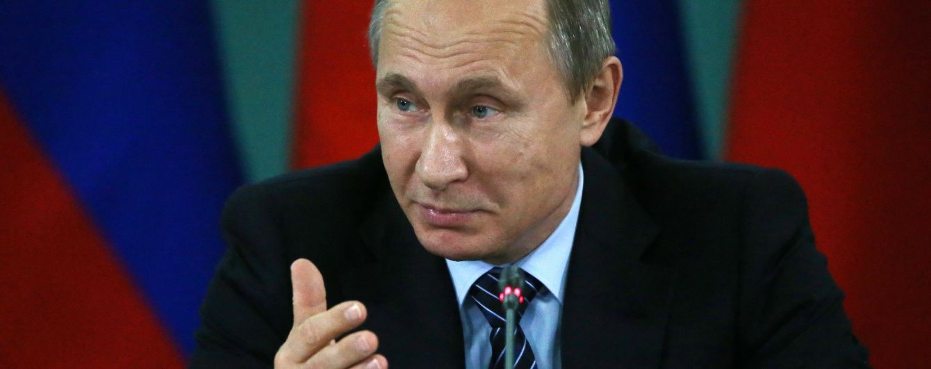 """Хвороба Паркінсона чи """"хода стрілка"""". Times назвав причини незвичайних рухів Путіна"""