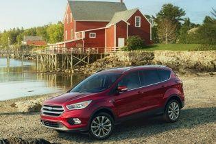 Ford представил обновленный Escape