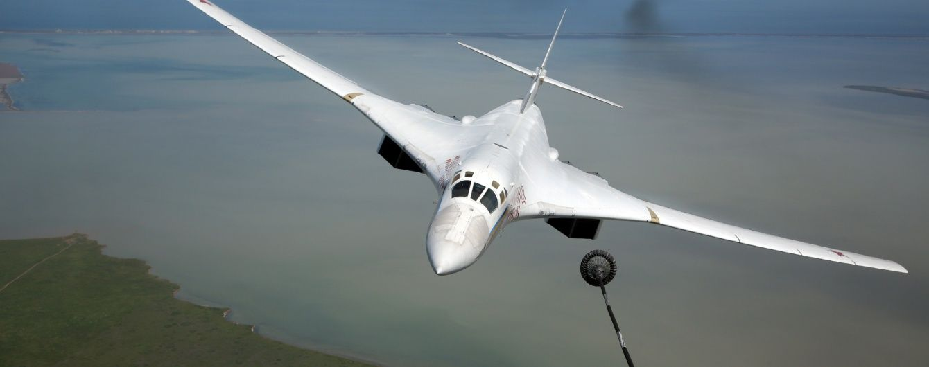 Росія перекинула бомбардувальники до західного кордону США