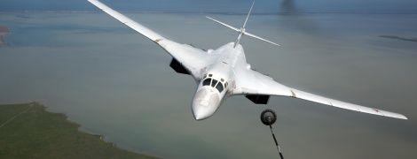Міноборони РФ показало польоти російських бомбардувальників у Венесуелі